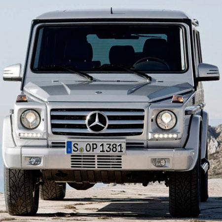 Mercedes Benz G-класса