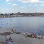 Озеро Голодные воронки Соль-Илецк