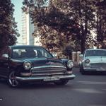 Аренда ретро автомобилей - Волга