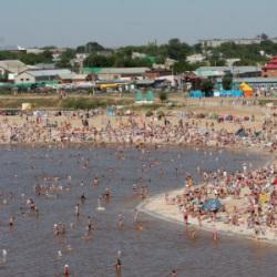 Соль-Илецк пляж