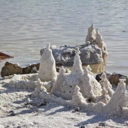 Соль-Илецк пляж замок