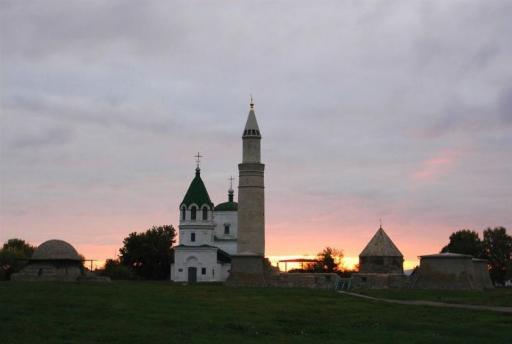 Экскурсии в Свияжск