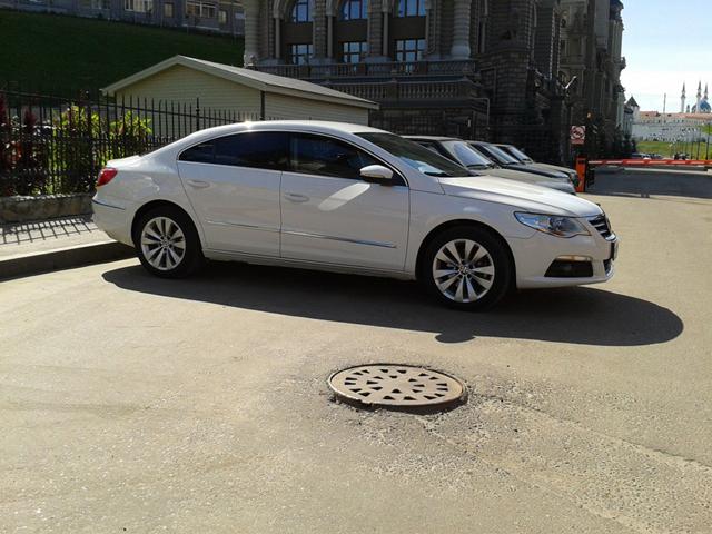 Аренда Volkswagen Passat CC